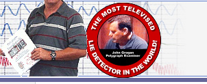 California Voice Stress Analysis - Lie Detection, Training and Lectures | John Grogan and Associates